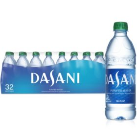 Dasani Purified Water (16.9oz / 32pk)