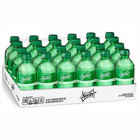 Sprite (12 fl. oz. bottles, 24 pk.)