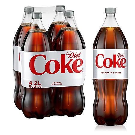 Diet Coke (2L / 4pk)