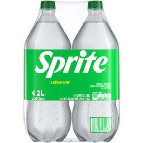 Sprite (2 L bottles, 4 ct.)
