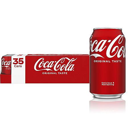 Coca Cola (12oz / 35pk) by Coca Cola