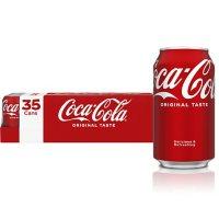 Coca-Cola (12 oz. cans, 35 pk.)