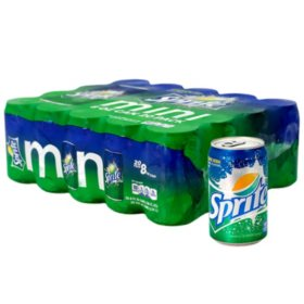 Sprite Mini Cans (8oz / 20pk)