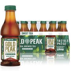 Gold Peak Sweet Tea (18 bottles, 18.5 oz. ea.)