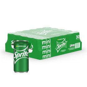 Sprite Mini Cans (7.5oz / 30pk)