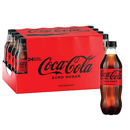 Coca-Cola Zero Sugar (16.9oz / 24pk)