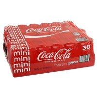 Coca-Cola Mini Cans (8 fl. oz., 30 pk.)
