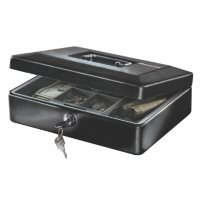 SentrySafe - Cash Box Key Lock - 12 in.