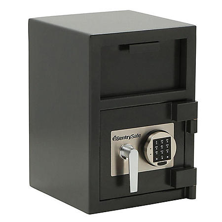 SentrySafe DH-074E Depository Safe with Digital Keypad 0 94 Cubic