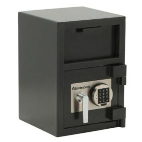 SentrySafe DH-074E Depository Safe with Digital Keypad 0.94 Cubic Feet