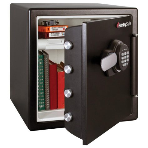 SentrySafe Electronic Fire Safe