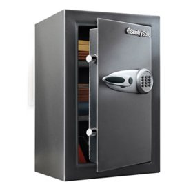 SentrySafe T6-331 Security Safe with Digital Keypad 2.2 Cubic Feet