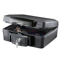 SentrySafe 1200 Fireproof Box with Key Lock 0.18 cu ft