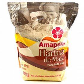 Amapola Harnia De Maiz 5lbs
