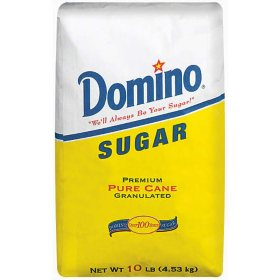 Domino Granulated Sugar (10 lbs.)