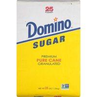 Domino Granulated Sugar (25 lbs.)