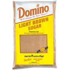 Domino Light Brown Pure Cane Sugar - 7 lb.
