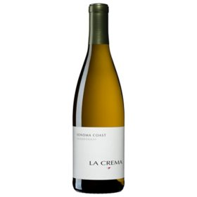 La Crema Sonoma Coast Chardonnay White Wine (750 ml)