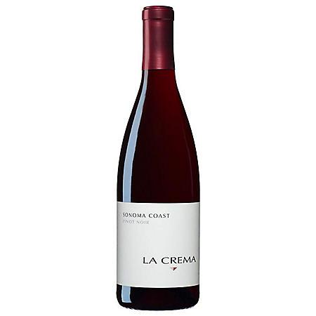 La Crema Sonoma Coast Pinot Noir Red Wine (750 ml)