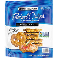 Snack Factory Pretzel Crisps Original (30 oz.)