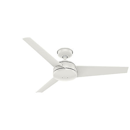 """Hunter 52"""" WeatherMax Trimaran Outdoor Ceiling Fan with Wall Control"""