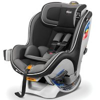 Chicco NextFit Zip Convertible Car Seat, Carbon