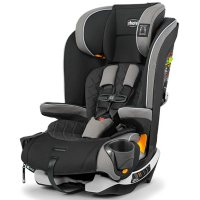 Chicco MyFit Zip Harness Booster Car Seat, Nightfall