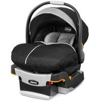 Chicco KeyFit 30 Zip Infant Car Seat, Black