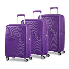 American Tourister Curio 3-Piece Hardside Spinner Suitcase Set (20/25/29)