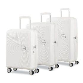 American Tourister Curio 3-Piece Hardside Spinner Suitcase Set (20/25/29)