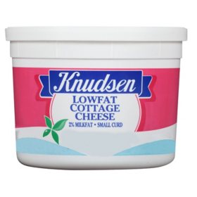 Knudsen Lowfat Cottage Cheese - 48 oz. tub