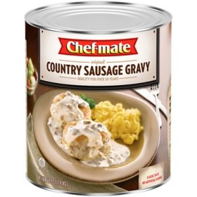 Chef-mate® Country Sausage Gravy (105 oz.)