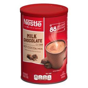 Nestle Hot Cocoa Mix, Rich Milk Chocolate (63.4 oz.)