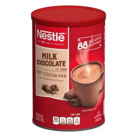 Nestle Milk Chocolate Hot Cocoa Mix (63.4 oz.)