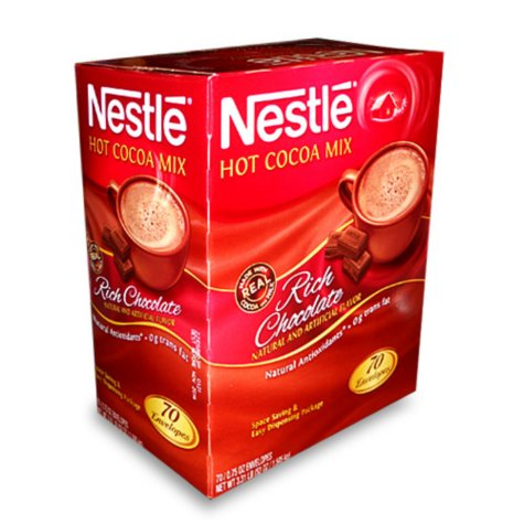 Nestle Hot Cocoa Mix - Rich Chocolate - 70 ct.