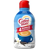 Coffee Mate French Vanilla Coffee Creamer (66 fl. oz.)