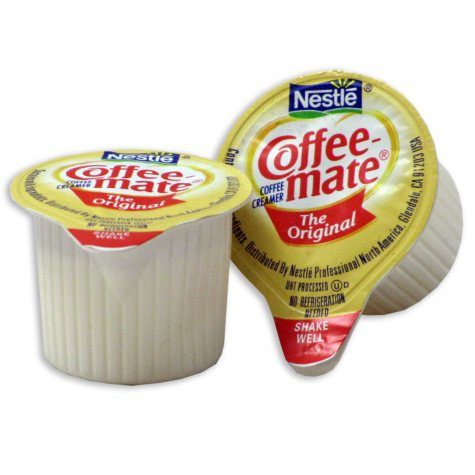 Nestle Coffee-mate Liquid Creamer Singles, Original (360 ct.)
