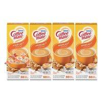 Nestle Coffee-mate Liquid Creamer Singles, Hazelnut (200 ct.)
