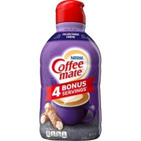 Coffee Mate Italian Sweet Creme Liquid Coffee Creamer (66 fl. oz.)