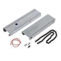 Genie EKCC Garage Door Opener Chain Channel Extension Kit for 8-Ft. High Doors
