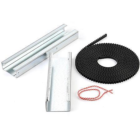 Genie EKBC  Garage Door Opener Belt Channel Extension Kit for 8-Ft. High Doors