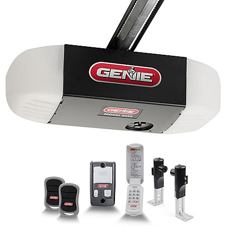 Genie 1000 Garage Door Opener Not Working After Power