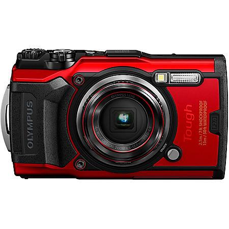 Olympus Compact Digital Camera Tough TG-6