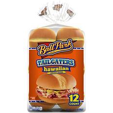 Ball Park Tailgaters Hawaiian Sweet Buns (12 ct.)