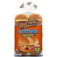 Ball Park Tailgaters Hawaiian Sweet Buns (12pk)