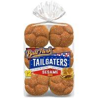Ball Park Tailgaters Sesame Buns (32oz/12ct)