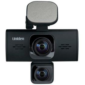 Uniden DC360 Dual-Camera Automotive Dashcam Video Recorder