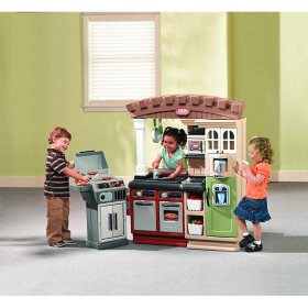 Little Tikes Grillin\' Grand Kitchen - Sam\'s Club