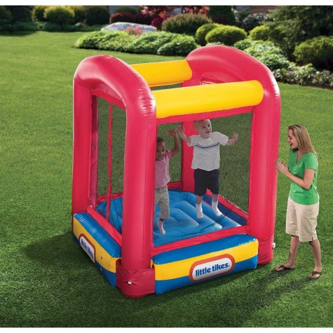 Little Tikes Bounce House Trampoline