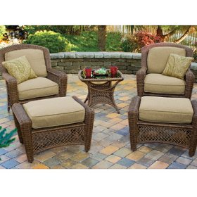 Martinique Outdoor Furniture Group  Pc Sams Club